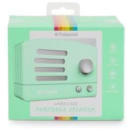 Polaroid Mini Retro Wireless Portable Speaker