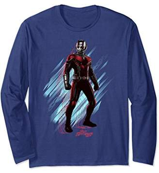 Marvel Ant-Man & The Wasp Transitional Long Sleeve Tee