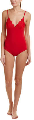 Stella McCartney Broderie Anglaise One-Piece
