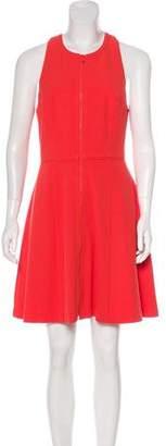 Trina Turk Sleeveless Flare Dress
