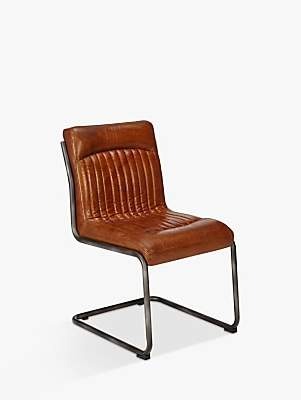 Hudson Living Capri Leather Chair