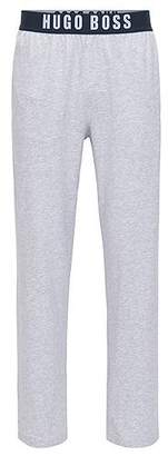 HUGO BOSS Pyjama trousers in stretch cotton jersey