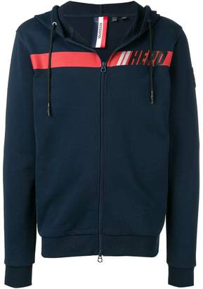 Rossignol Hero zipped logo hoodie