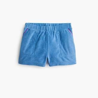 J.Crew Girls' terry short