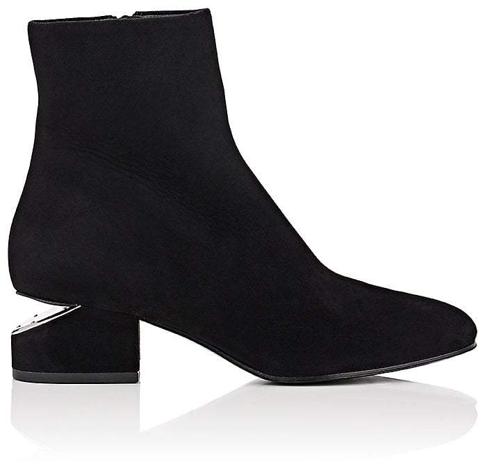 Alexander Wang Women's Kelly Suede Ankle Boots