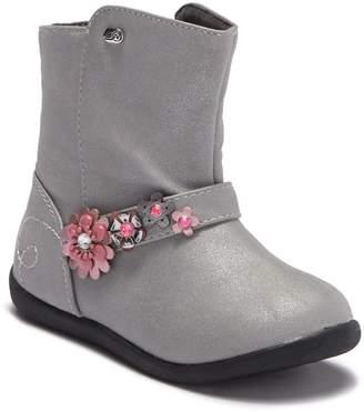 Naturino Express Victoria Flower Boot (Toddler & Little Kid)