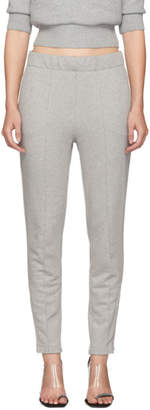 Alexander Wang Grey Pull-On Lounge Pants