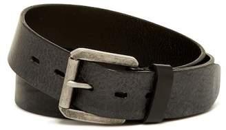 James Campbell Roller Buckle Leather Belt