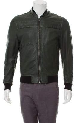 Rag & Bone Leather Moto Jacket
