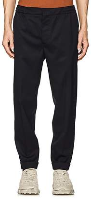 Barena Venezia Men's Worsted Wool Tuxedo Pants