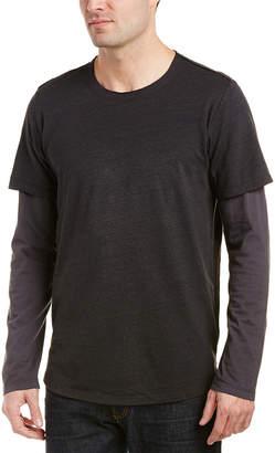 Velvet by Graham & Spencer Layered T-Shirt