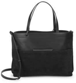 Halston Versatile Leather Bag