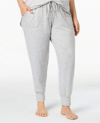 Alfani Plus Size Jogger Pajama Pants, Created for Macy's