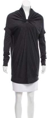 Brunello Cucinelli Wool Long Sleeve Top