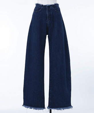 Marques Almeida Denim Boyfriend Jeans(Tr0015dnm)