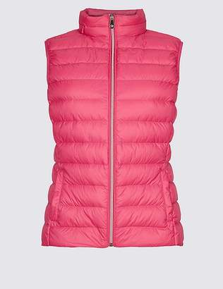 Marks and Spencer Down & Feather Gilet with StormwearTM