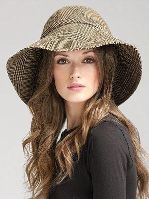 Eric Javits Wool Rain Hat