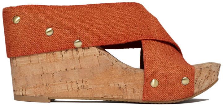 Lucky Brand Miller2 Wedge Sandals