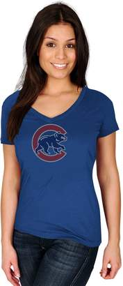 Majestic Women's Chicago Cubs Dream of Diamonds Tee
