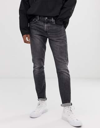 4b095d3b1d3 Levi's 512 slim tapered fit low rise jeans in richmond advanced grey wash