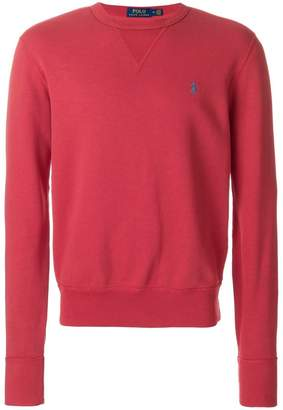 Polo Ralph Lauren crewneck logo sweater