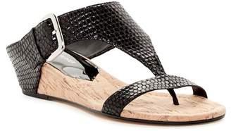 Donald J Pliner Doli Wedge T-Strap Sandal
