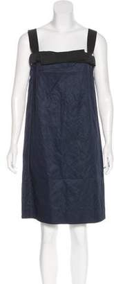 Aquilano Rimondi Aquilano.Rimondi Sleeveless Knee-Length Dress w/ Tags