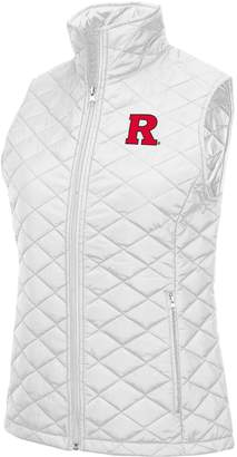 Women's Rutgers Scarlet Knights Elite Quilted Vest