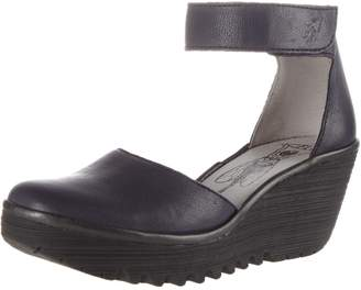 Fly London Women's YAND709FLY Wedge Sandal
