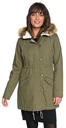 Roxy Junior's Essential Element Parka Jacket