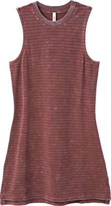 RVCA Women's Double Down Muscle Tank Dress