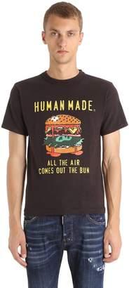 Burger Printed T-Shirt