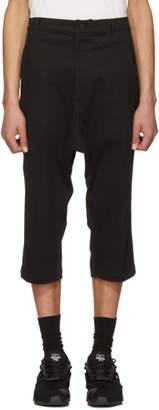Y-3 Black Memory Pants