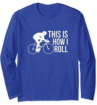 DAY Birger et Mikkelsen Bicycle Shirt This Is How I Roll Cycling Long Sleeve Tee