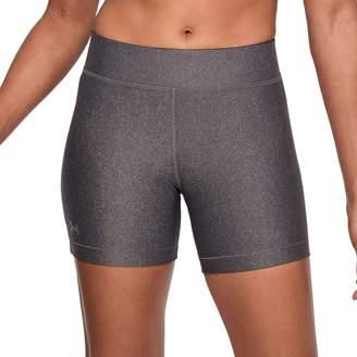 Under Armour Women's HeatGear Middy Shorts
