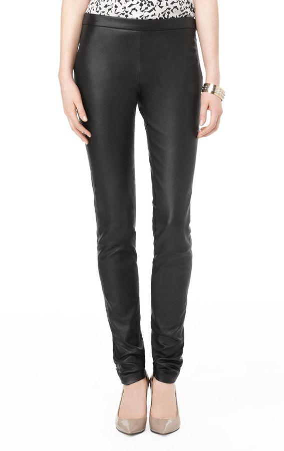 Ima Leather Pant
