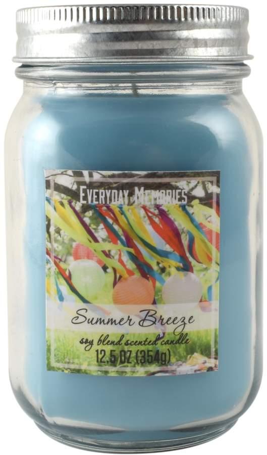 Everyday Memories Summer Breeze 12.5-oz. Candle Jar