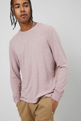 Forever 21 Long Sleeve Crew Neck Tee