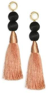 Lizzie Fortunato Rose Modern Craft Earrings