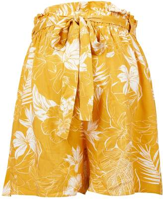 Dorothy Perkins Womens **Maternity Floral Print Shorts