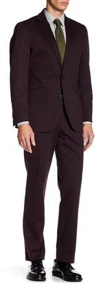 Kenneth Cole New York Woven 2-Piece Trim Fit Suit