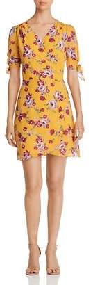 Diane von Furstenberg Alison Andrews Floral Wrap Dress