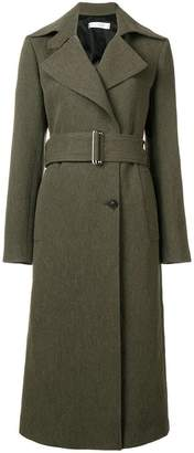Victoria Beckham fitted trench coat