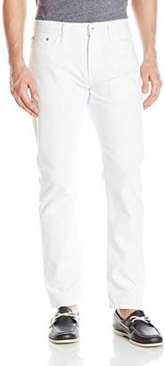Nautica Men's 5 Pocket Athletic Fit Straight Leg Stretch Jean Pant