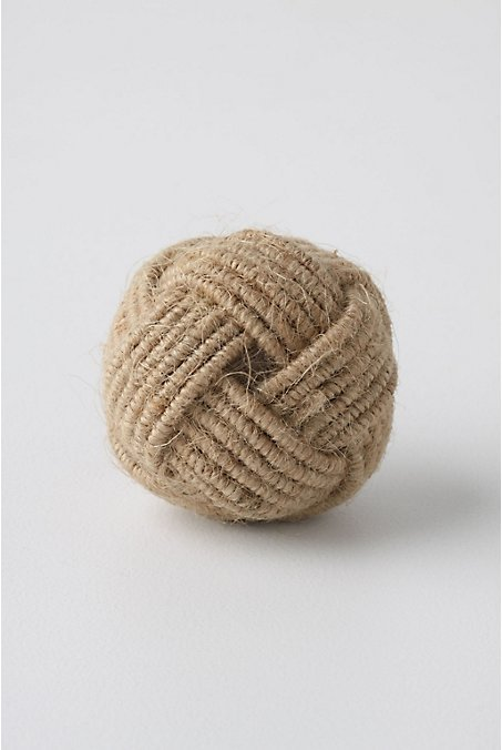 Coiled Rope Knob