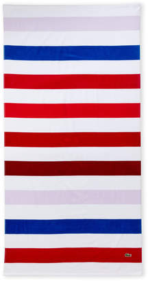 Lacoste Berry Cocktail II Beach Towel