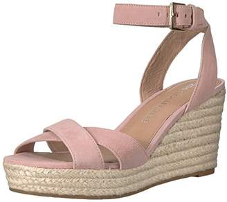 206 Collective Women's Campbell Espadrille Dress Wedge-High Sandal