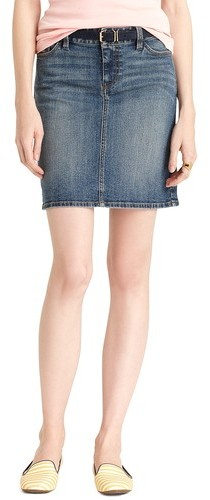 Tommy Hilfiger Women's Denim Skirt