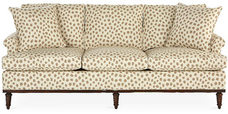 At One Kings Lane Michael Thomas Collection Garbo Sofa