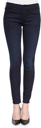 True Religion Halle Dark-Wash Skinny Jeans, Painful Love $178 thestylecure.com